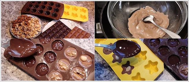 pastane çikolatası tarifi