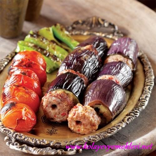 patlıcan kebabı yapılışı