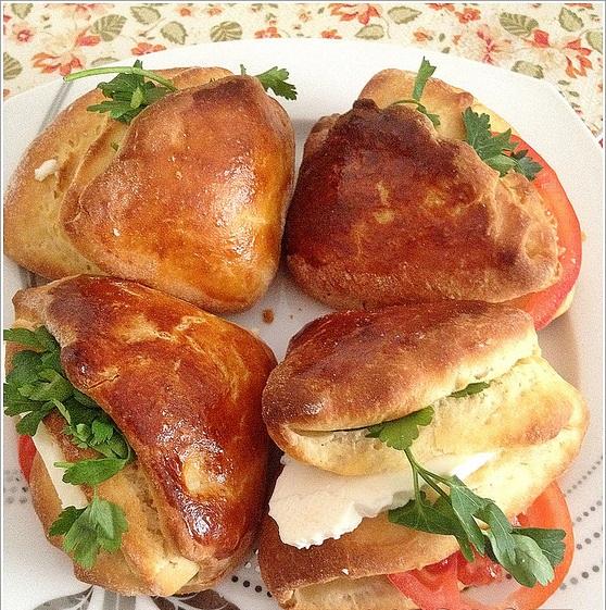 peynirli sandaviç poğaça