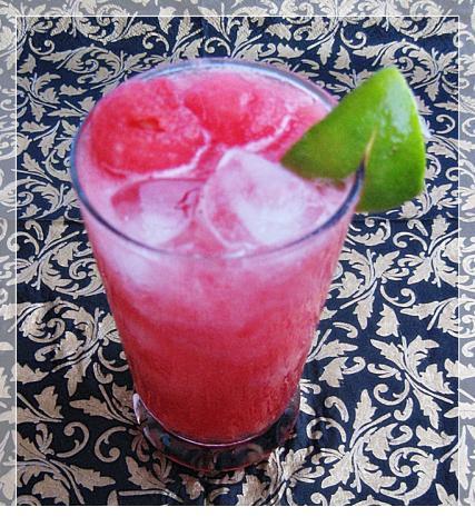reyhanlı karpuzlu limonata tarifi