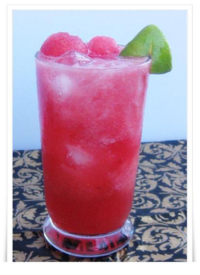 reyhanlı karpuzlu limonata