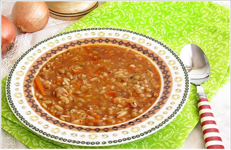 reyhanlı yeşil mercimek çorbası