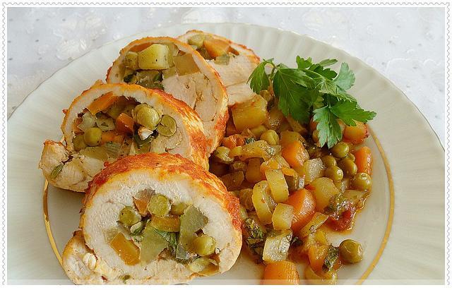 sebzeli tavuk dolması tarifi