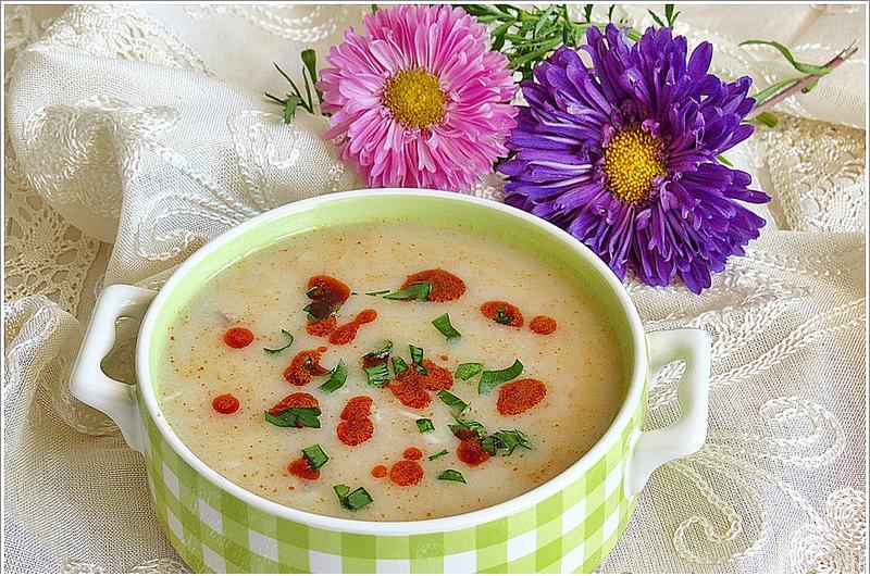 soslu düğün çorbası tarifi