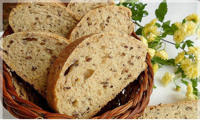 tam tahıllı ekmek yapımı