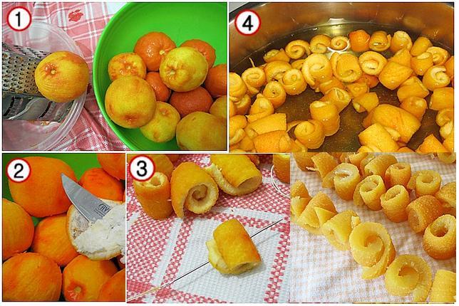 yöresel turunç reçeli tarifi