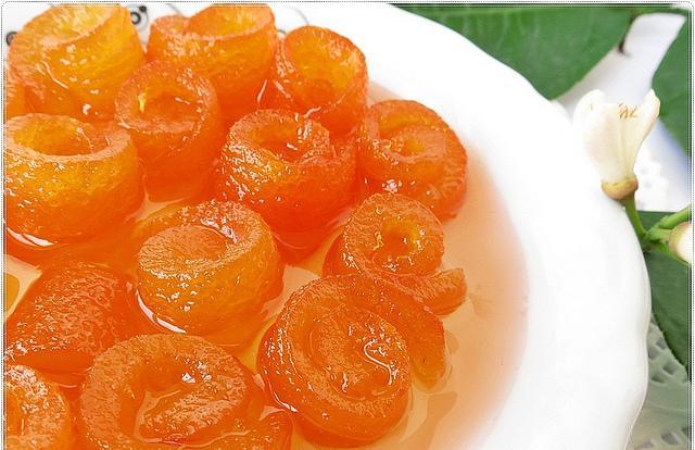 yöresel turunç reçeli